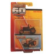 Matchbox 60th Anniversary  24 Crop Master