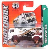 Matchbox Diecast Car MBX Explorers - Desert Thunder V16 - 60th Anniversary