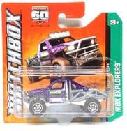 Matchbox MBX Explorers Rock Shocker