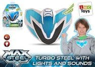 Max Steel Turbo Steel with Lights & Sound