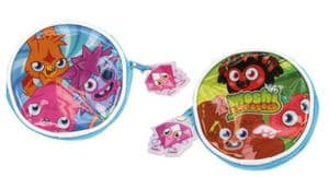 Moshi Monsters Blue Monster Coin Purse
