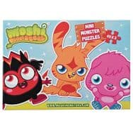 Moshi Monsters Mini Monster Set of 3 Jigsaw Puzzles