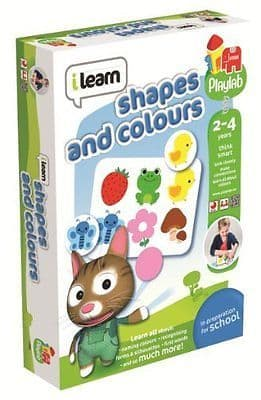 Playlab ilearn Shapes and Colours Game
