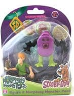 Scooby Doo Morphing Monsters Shaggy Purple