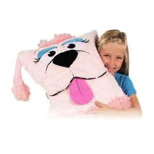 Snuggle Pets Shamzees Pillow Eating Friends - Poodalina Poodle