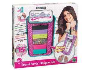 Strand Bands - Stretchable Strand Bands Designer Set - Cotton Candy