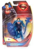 "Superman Man of Steel 4"" Figure - Mega Staff"