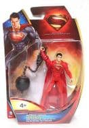 "Superman Man of Steel 4"" Figure - Wrecking Ball"