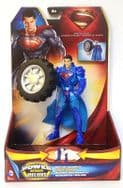 Superman Man of Steel Power Attack Deluxe Figure - Mega Tire