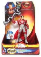 Superman Man of Steel Power Attack Deluxe Figure - Stoplight