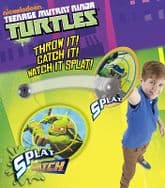 Teenage Mutant Ninja Turtles Splat Catch Game