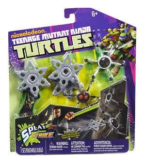Teenage Mutant Ninja Turtles Splat Strike Game