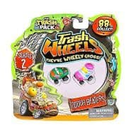 The Trash Pack - Trash Wheels - 2 Pack - Odour Beaters