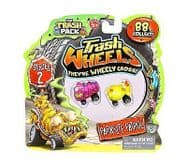 The Trash Pack - Trash Wheels - 2 Pack - Parasite Patrol