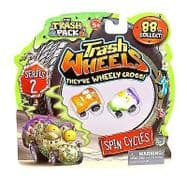 The Trash Pack - Trash Wheels - 2 Pack - Spin Cycles