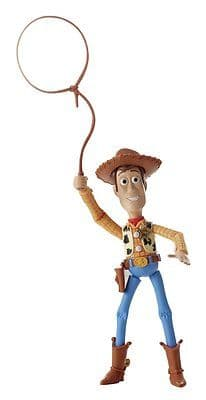 Toy Story Deluxe Round Em Up Sheriff Woody
