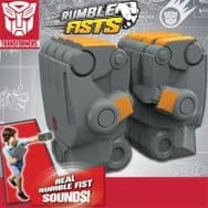 Transformers Age of Extinction - Rumble Fists with Sound