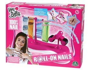 Very Bella 100%  Nail- Roll-On Nails