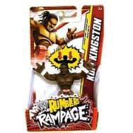 WWE Rumblers Rampage Super Jump Kofi Kingston Figure