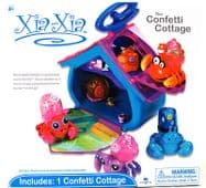 Xia Xia Hermit Crabs Confetti Cottage Crab Playset