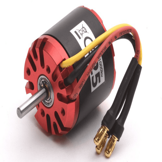 All Brushless Motors