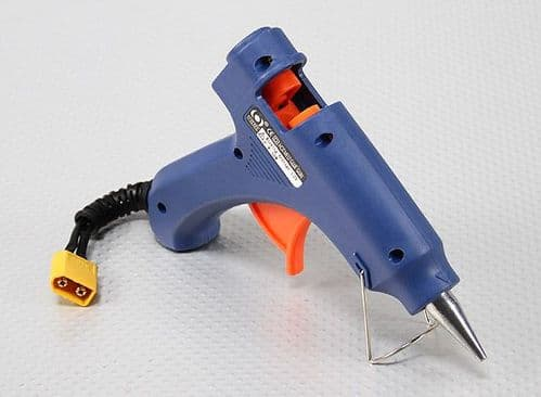 Battery Powered Hot Glue Gun