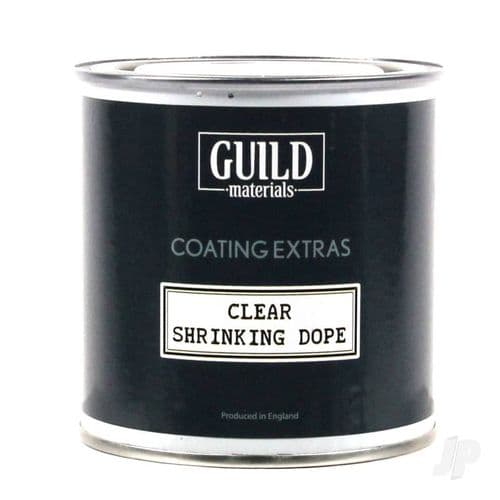 Clear Shrinking Dope 250ml Tin