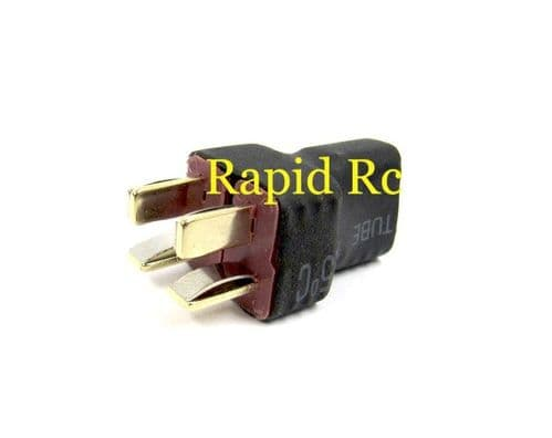 Deans Harness for 2 Packs in Parallel (1pc) short plug