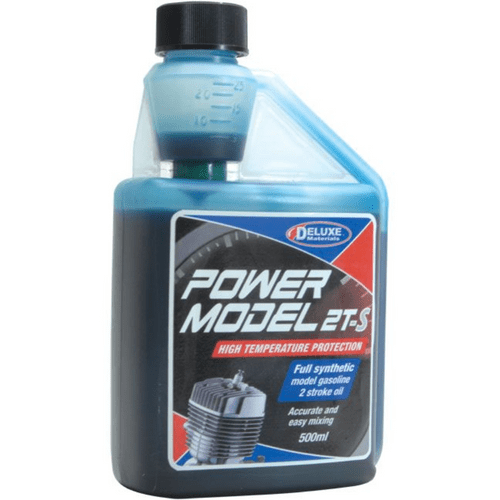 Deluxe Power Model 2T-S Oil (500ml)	V-LU01
