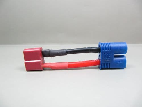 EC3 to Deans Battery Adapter