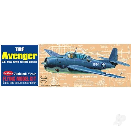 Guillow Model Kits Avenger