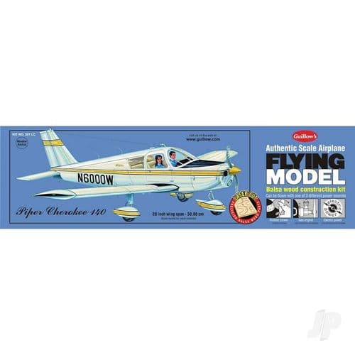 Guillow Model Kits Cherokee (Laser Cut)