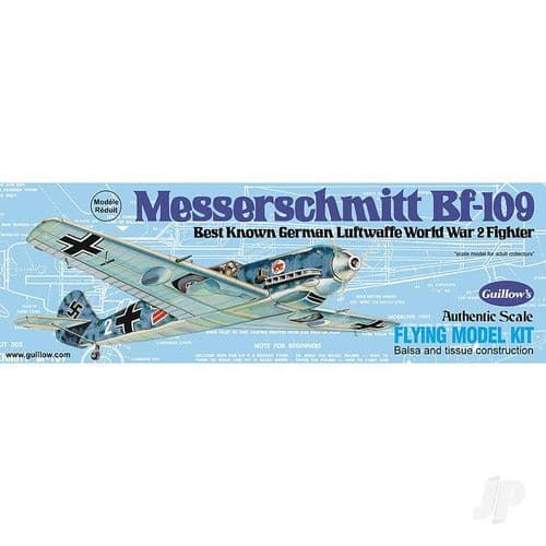 Guillow Model Kits Messerschmitt