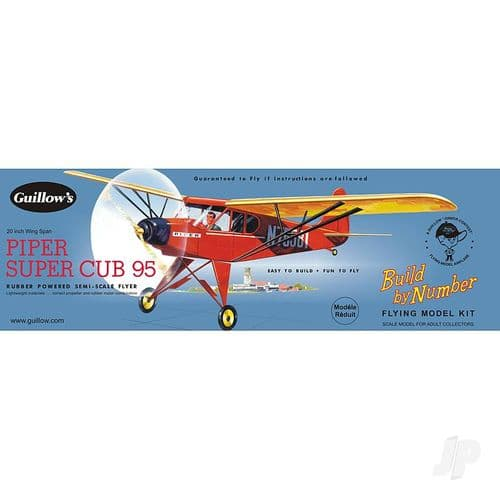 Guillow Model Kits Piper Cub