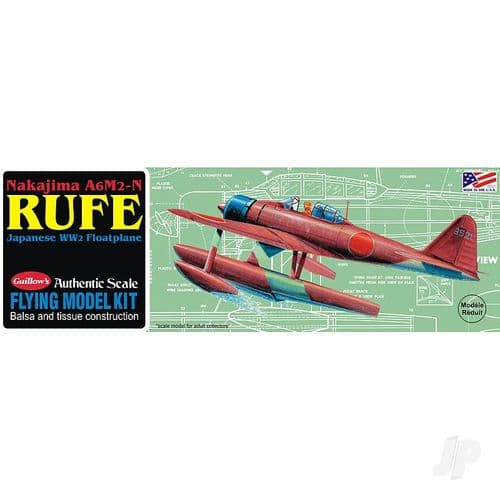 Guillow Model Kits Rufe