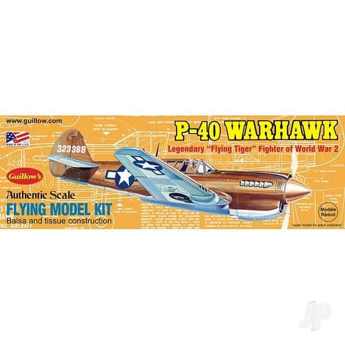 Guillow Model Kits Warhawk