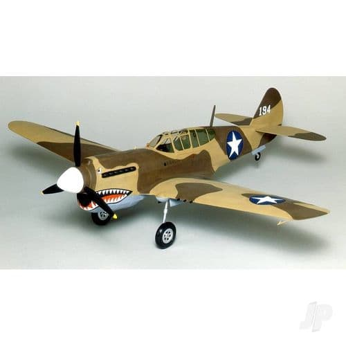 Guillow Model Kits Warhawk (Laser Cut)