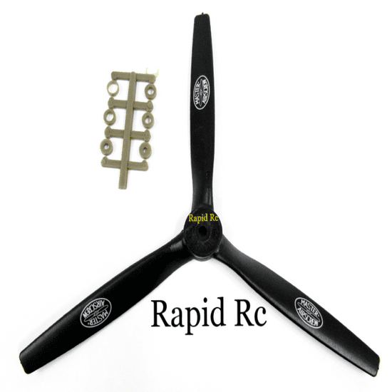 Master Airscrew 3 Bladed Pusher Propellers
