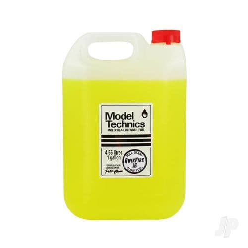 Model Technics Qwikfire 16% 1L For Rc Cars
