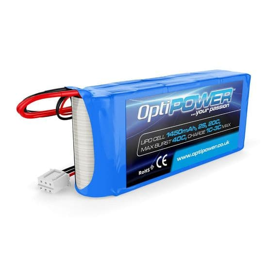 Optipower  Receiver Packs