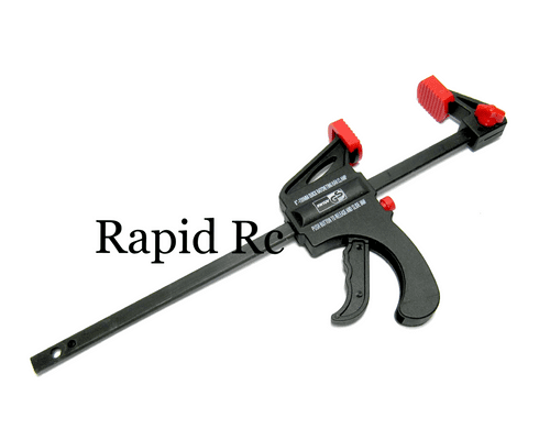 Quick Release 6inch Bar Clamp Tool single pack