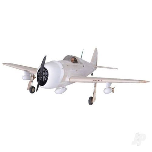 Seagull Master Scale Kit Edition 63in P-47 Thunderbolt SEA207K