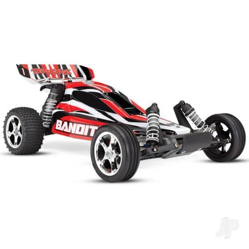 Traxxas Bandit x Blue 1:10 Off-Road Buggy (+ TQ)