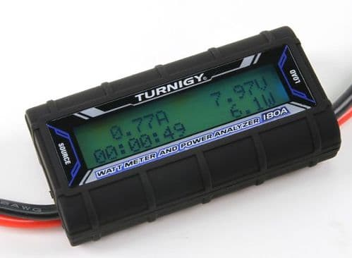 Turnigy 180A Watt Meter and Power Analyzer