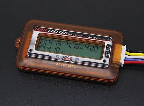 Turnigy DLUX LIPO Battery Cell Display and Balancer (2S~6S)