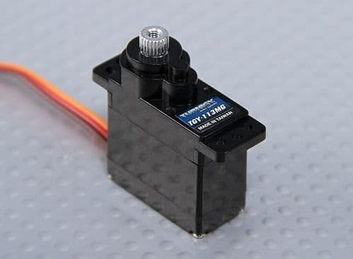 Turnigy TGY-113MG DS/MG Servo 2.2kg / 0.10s / 12g