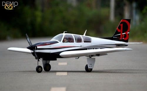 VQ BEECHCRAFT BONANZA (US) 62.2IN ARF  VQA136B