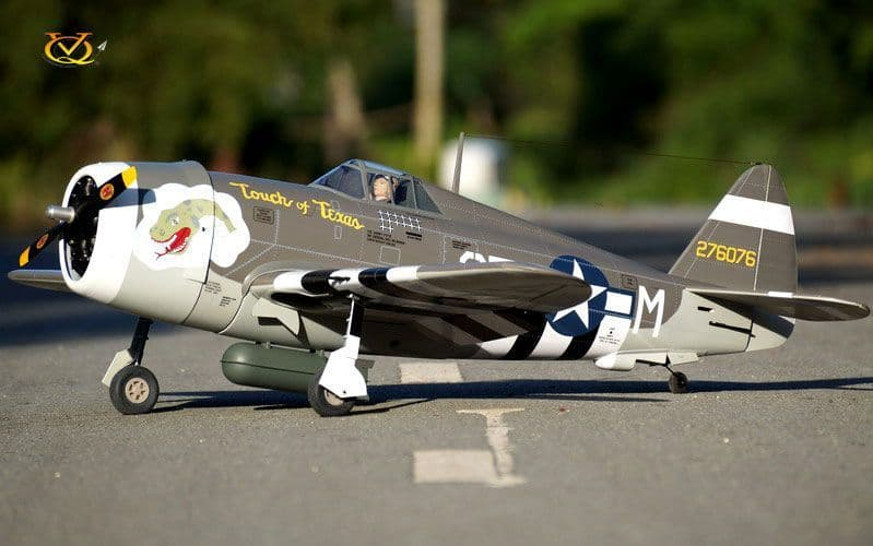 VQ P-47B Touch of Texas - SS Series (46 Size)  VQA142BT