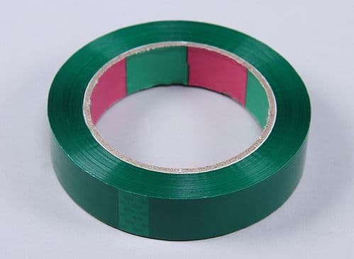 Wing Tape 45mic x 24mm x 100m  Narrow - Green