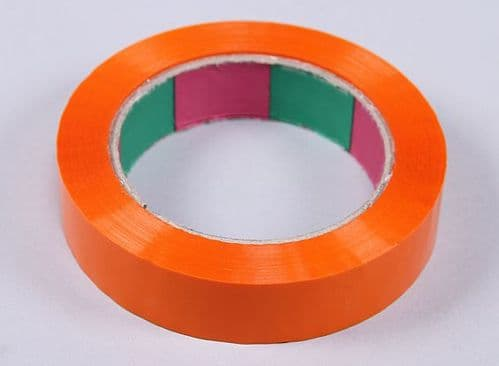 Wing Tape 45mic x 24mm x 100m Narrow - Orange